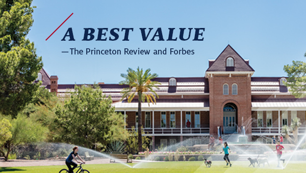 A Best Value - The Princeton Review and Forbes
